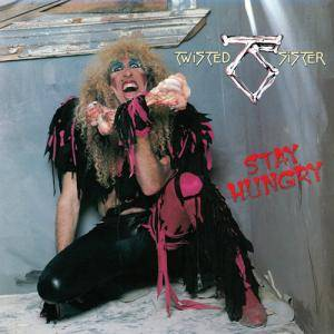 Twisted Sister: Stay Hungry (LP) - Bild 1
