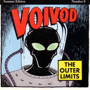 Voivod: Outer Limits, The - Cover