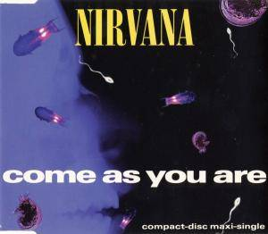 Nirvana: Come As You Are - Cover