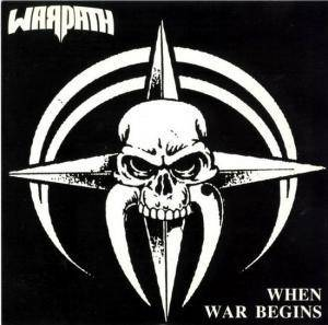 Warpath: When War Begins... Truth Disappears - Cover