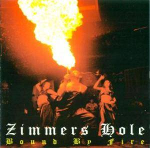 Zimmers Hole: Bound By Fire - Cover