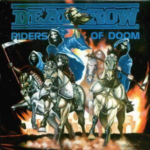 Deathrow: Riders Of Doom - Cover