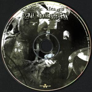 All Shall Perish: Hate.Malice.Revenge (CD) - Bild 3