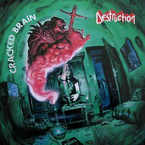 Destruction: Cracked Brain (LP) - Bild 1