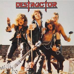 Destructor: Maximum Destruction (LP) - Bild 1