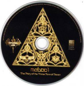 Orphaned Land: Mabool - The Story Of The Three Sons Of Seven (2-CD) - Bild 3