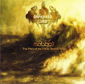 Orphaned Land: Mabool - The Story Of The Three Sons Of Seven (2-CD) - Bild 1