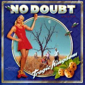 No Doubt: Tragic Kingdom - Cover