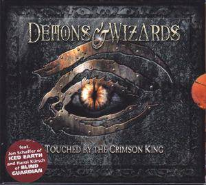 Demons & Wizards: Touched By The Crimson King (2-CD) - Bild 1