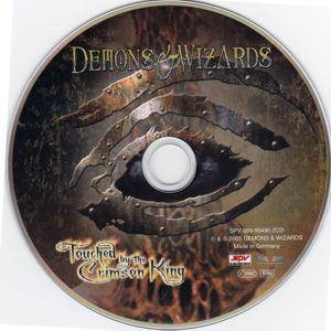 Demons & Wizards: Touched By The Crimson King (2-CD) - Bild 5