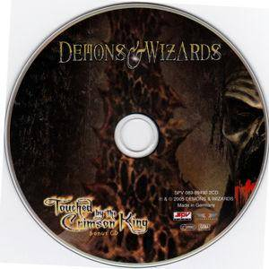 Demons & Wizards: Touched By The Crimson King (2-CD) - Bild 6