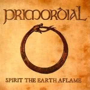 Primordial: Spirit The Earth Aflame - Cover