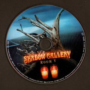 Shadow Gallery: Room V (2-CD) - Bild 3