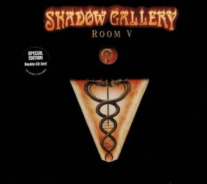 Shadow Gallery: Room V (2-CD) - Bild 1