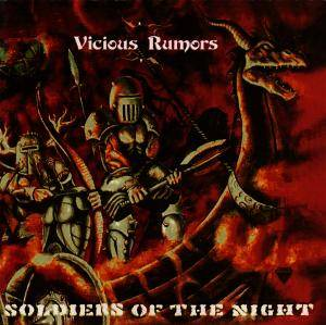 Vicious Rumors: Soldiers Of The Night - Cover