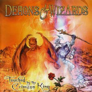 Demons & Wizards: Touched By The Crimson King (CD) - Bild 1