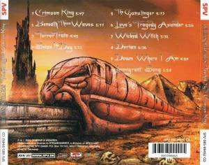 Demons & Wizards: Touched By The Crimson King (CD) - Bild 3