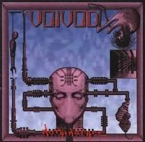 Voivod: Nothingface - Cover
