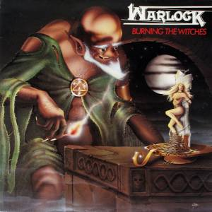 Cover - Warlock: Burning The Witches