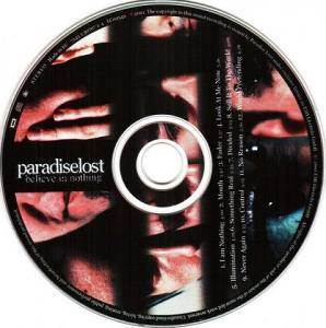 Paradise Lost: Believe In Nothing (CD) - Bild 3