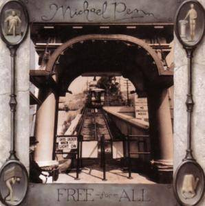 Cover - Michael Penn: Free For All