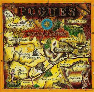 The Pogues: Hell's Ditch - Cover