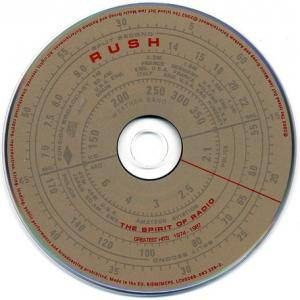 Rush: The Spirit Of Radio - Greatest Hits 1974-1987 (CD) - Bild 3