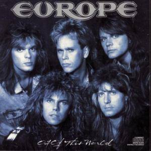 Cover - Europe: Out Of This World