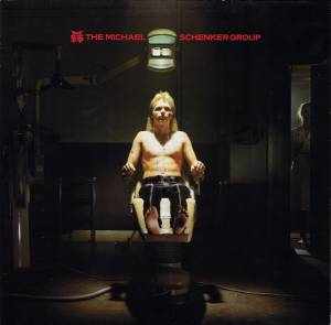 Michael Schenker Group: Michael Schenker Group, The - Cover