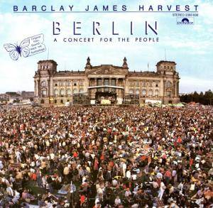 Barclay James Harvest: Berlin - A Concert For The People (LP) - Bild 1
