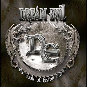Dream Evil: Book Of Heavy Metal, The - Cover