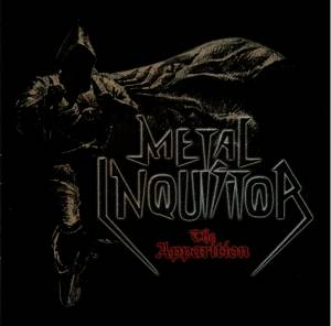 Metal Inquisitor: Apparition, The - Cover