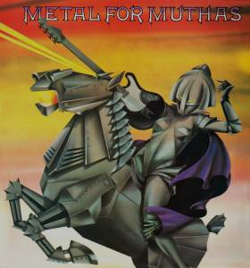 Metal For Muthas - Cover