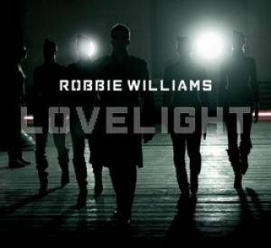 Robbie Williams: Lovelight - Cover