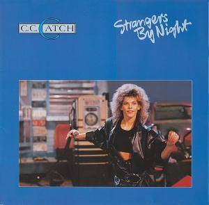 C.C. Catch: Strangers By Night - Cover