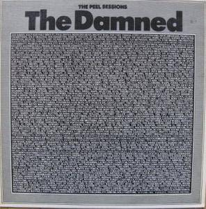 The Damned: Peel Sessions, The - Cover