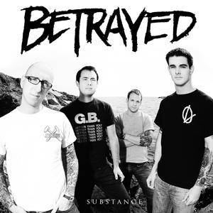 Betrayed: Substance - Cover