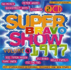 Cover - Robert Miles Feat. Maria Nayler: Bravo Super Show 1997 Vol. 4
