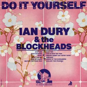 Cover - Ian Dury & The Blockheads: Do It Yourself