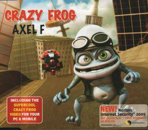 Cover - Crazy Frog: Axel F