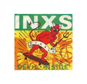 INXS: Devil Inside - Cover