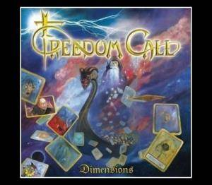 Freedom Call: Dimensions - Cover