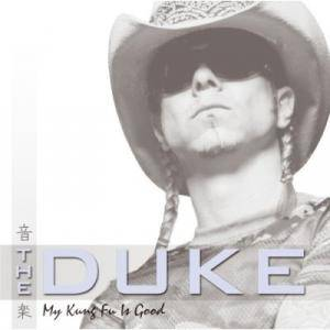 The Duke: My Kung Fu Is Good - Cover