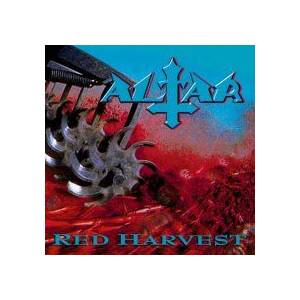Altar: Red Harvest - Cover