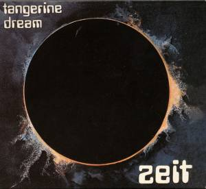 Cover - Tangerine Dream: Zeit