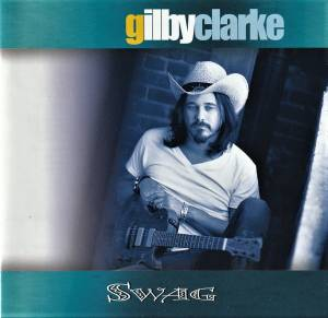 Cover - Gilby Clarke: Swag