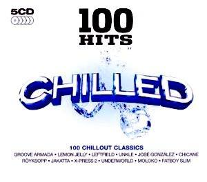 100 Hits Chilled - Cover