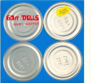 Cover - 60ft Dolls: Happy Shopper
