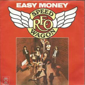Cover - REO Speedwagon: Easy Money