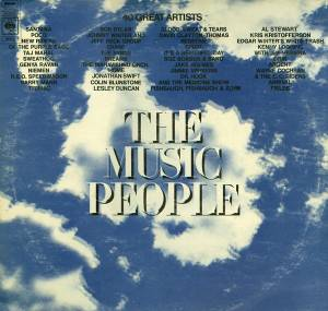 Music People, The - Cover